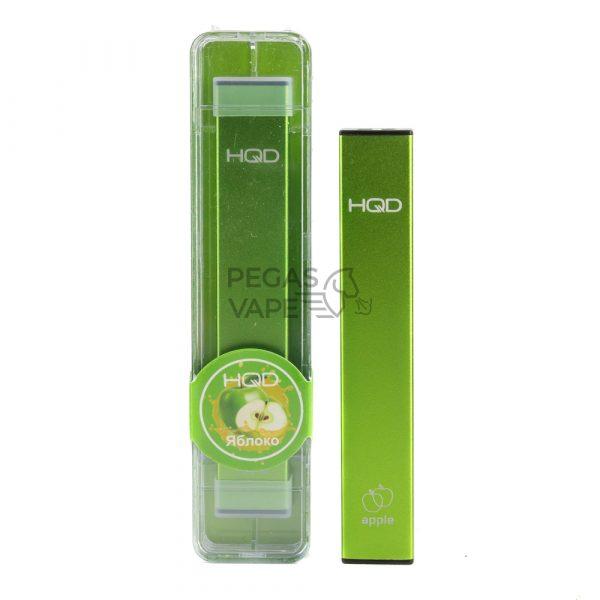 Фото 2 - Электронная сигарета HQD Ultra Stick 500 (Манго). Купить в Красногорске, Москве и МО. Доставка по России и СНГ