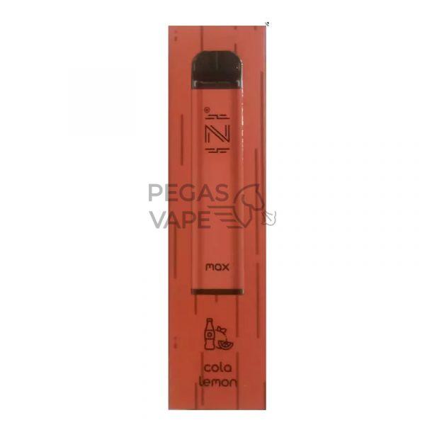 Фото 11 - Электронная сигарета IZI MAX 1600 (Кола Лимон). Купить в Красногорске, Москве и МО. Доставка по России и СНГ
