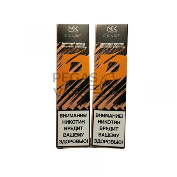 Фото 7 - Электронная сигарета MК СIGONE 300 2% Ананасовый лимонад. Купить в Красногорске, Москве и МО. Доставка по России и СНГ