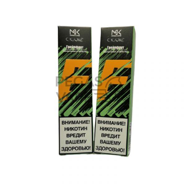 Фото 4 - Электронная сигарета MК СIGONE 300 2% Грейпфрут. Купить в Красногорске, Москве и МО. Доставка по России и СНГ