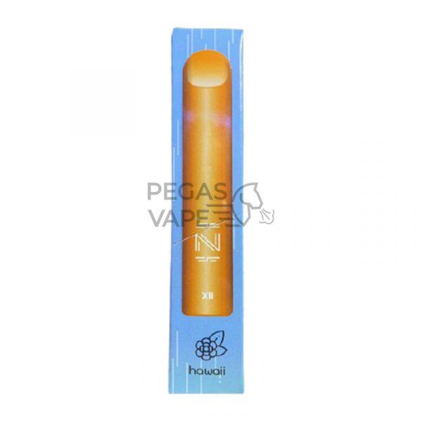 Фото 3 - Электронная сигарета IZI X2 800 (Гавайские фрукты). Купить в Красногорске, Москве и МО. Доставка по России и СНГ
