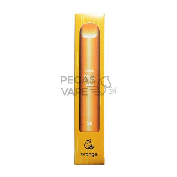 Фото 2 - Электронная сигарета IZI X2 800 (Апельсин). Купить в Красногорске, Москве и МО. Доставка по России и СНГ