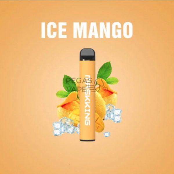 Фото 10 - Электронная сигарета MК HIGH GT 500 Ледяное манго. Купить в Красногорске, Москве и МО. Доставка по России и СНГ