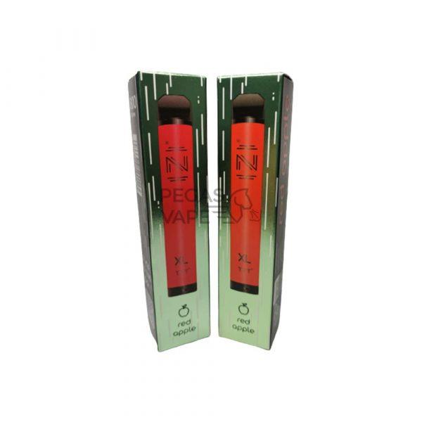 Фото 21 - Электронная сигарета IZI XL 1800 (Красное Яблоко). Купить в Красногорске, Москве и МО. Доставка по России и СНГ