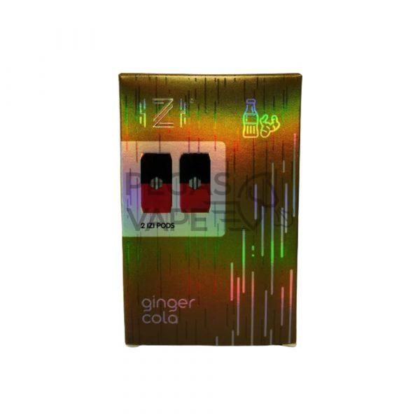 Фото 9 - Картридж  IZI 2 Имбирная Кола. Купить в Красногорске, Москве и МО. Доставка по России и СНГ