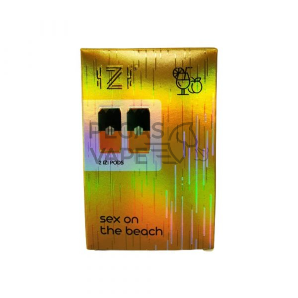 Фото 4 - Картридж  IZI 2 Коктейль секс на пляже. Купить в Красногорске, Москве и МО. Доставка по России и СНГ