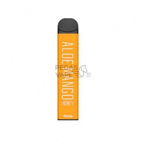Фото 1 - Электронная сигарета VOZOL D23 1200 Кокосовый лед. Купить в Красногорске, Москве и МО. Доставка по России и СНГ